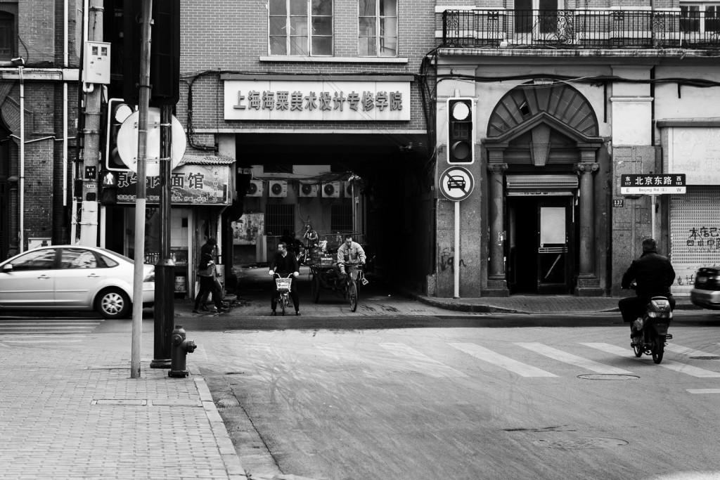 Shanghai Stadtleben (1)