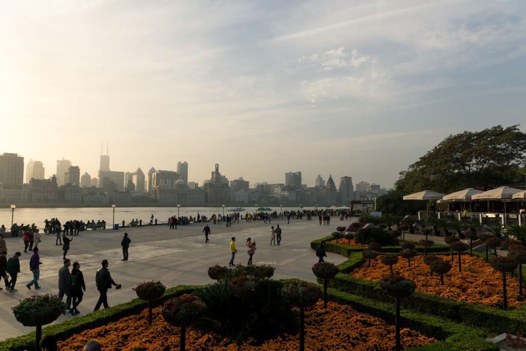 Shanghai Stadtleben (2)