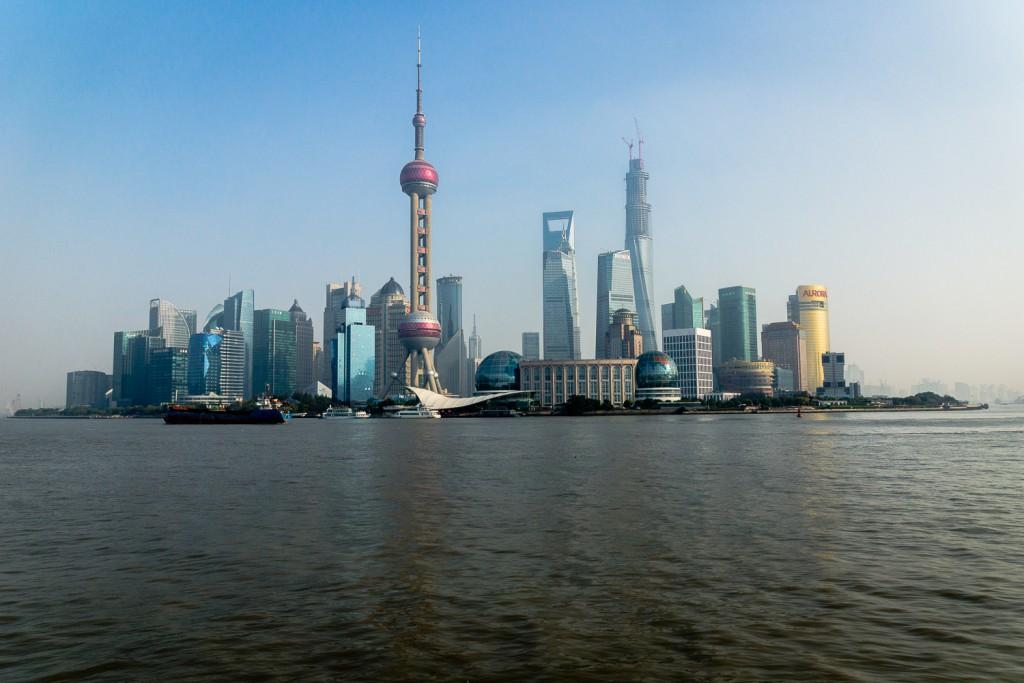 Shanghai Architektur (2)