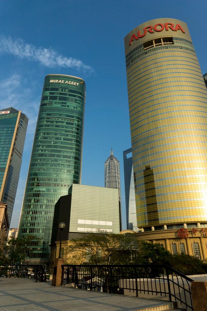 Shanghai Architektur (7)