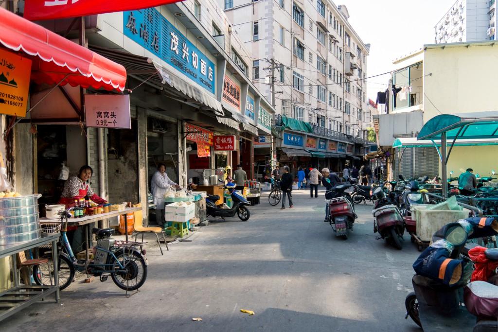 Shanghai  Marktleben (14)