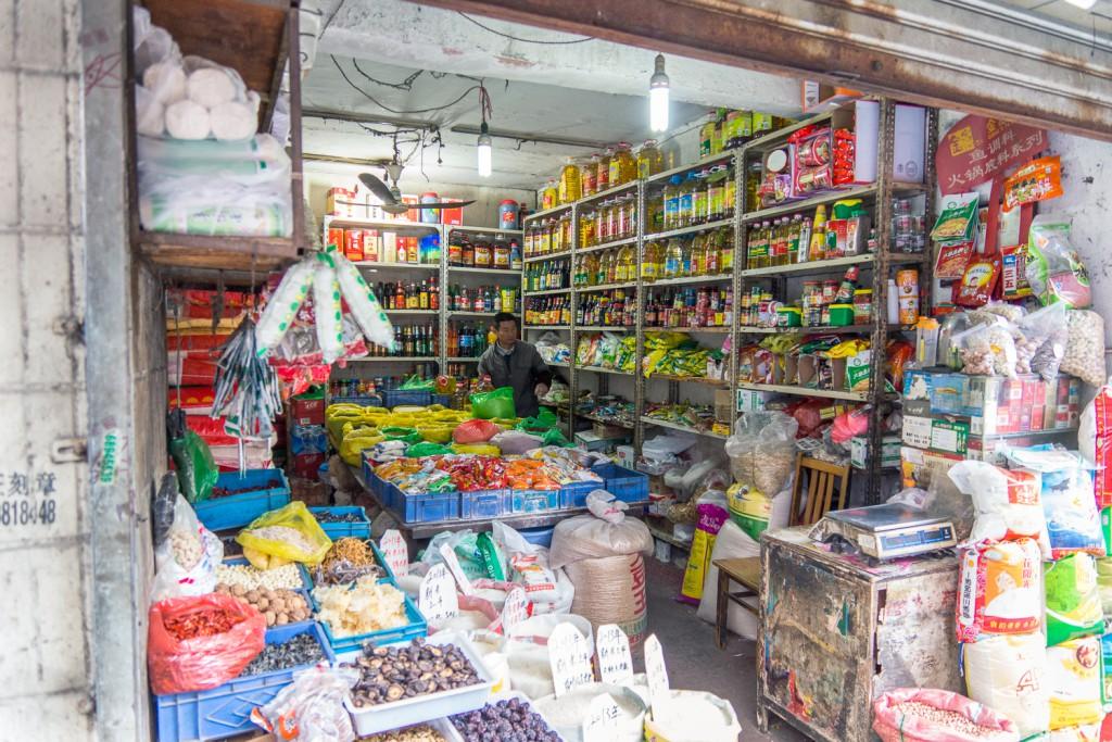 Shanghai  Marktleben (15)
