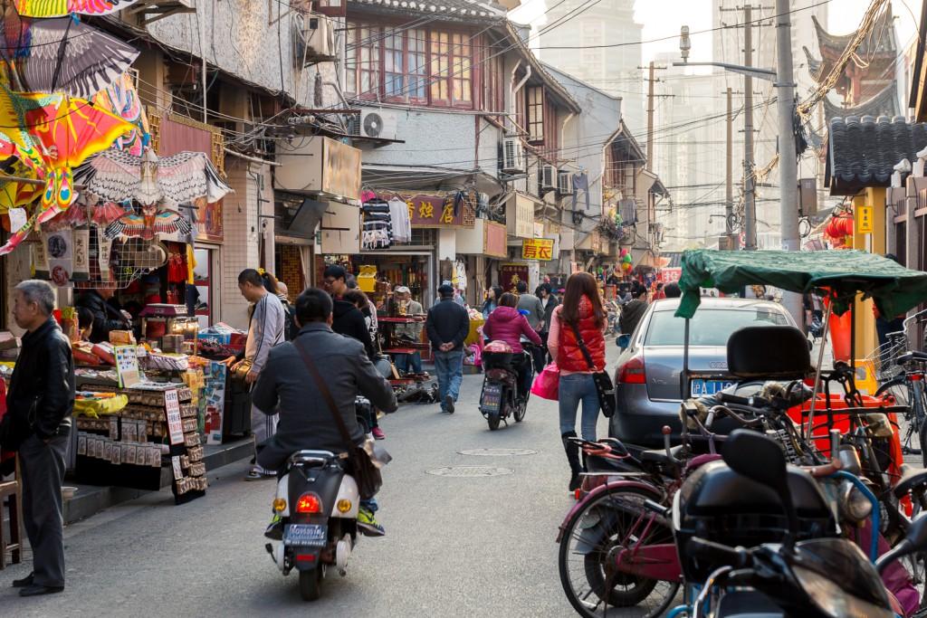 Shanghai  Marktleben (18)