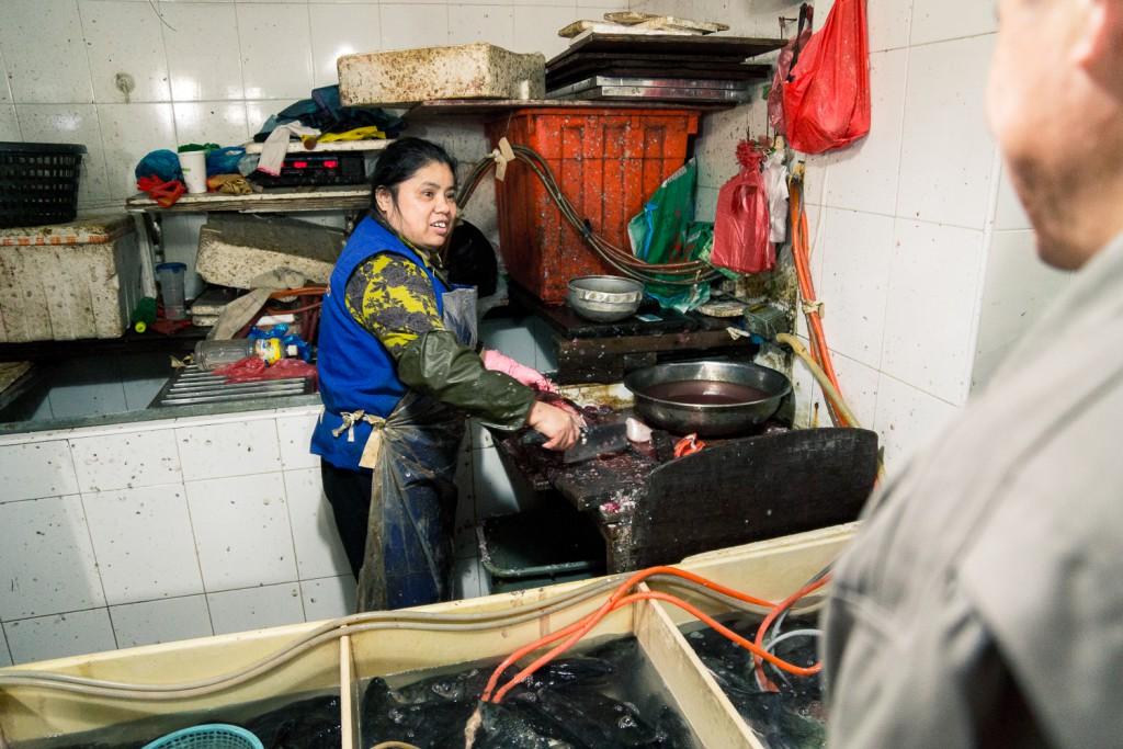 Shanghai  Marktleben (3)