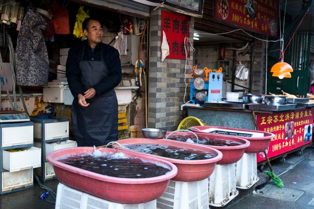 Shanghai  Marktleben (6)