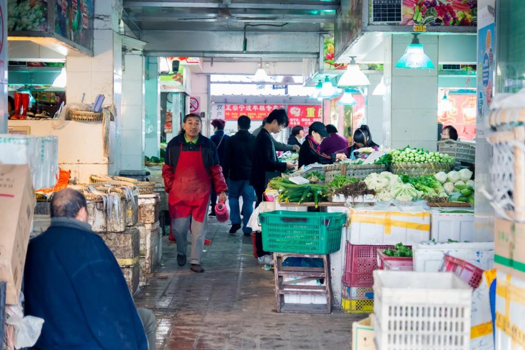 Shanghai  Marktleben (8)