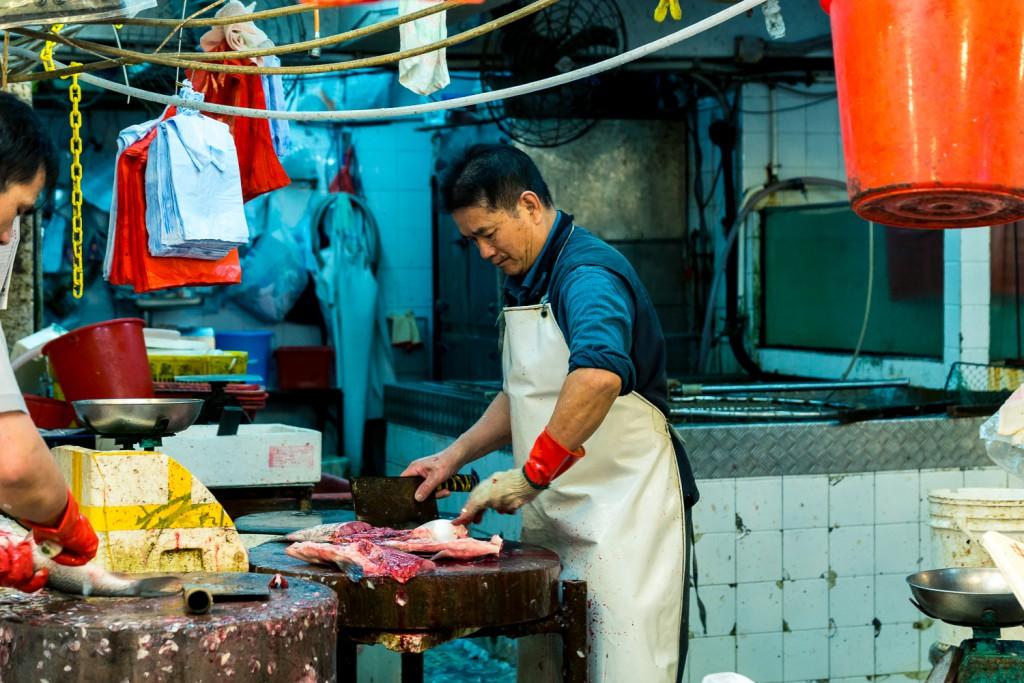 Hong Kong Marktleben (10)