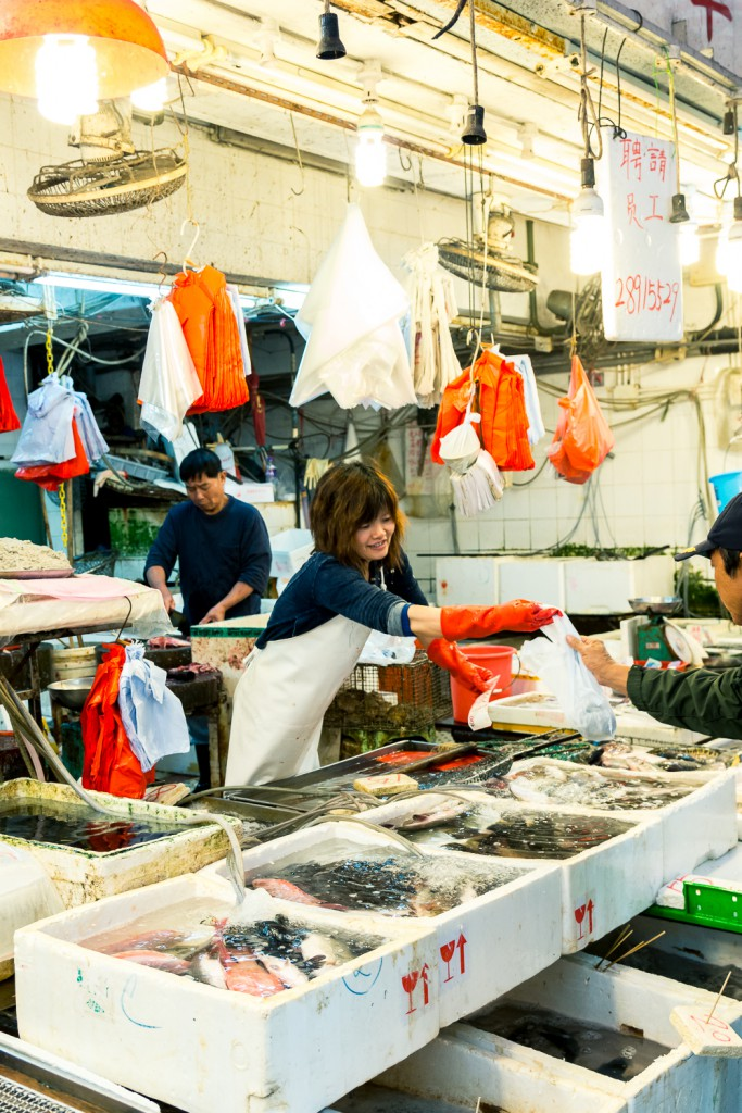Hong Kong Marktleben (12)