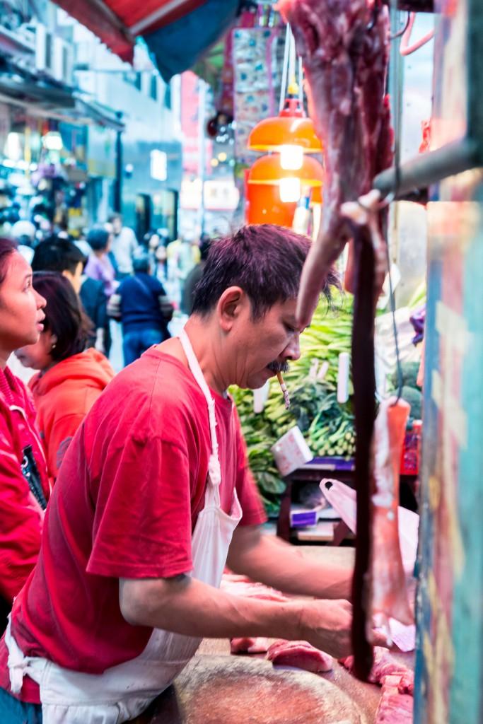 Hong Kong Marktleben (16)