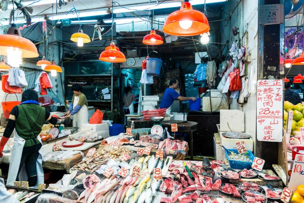 Hong Kong Marktleben (17)