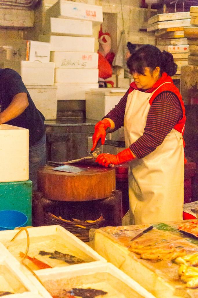 Hong Kong Marktleben (2)