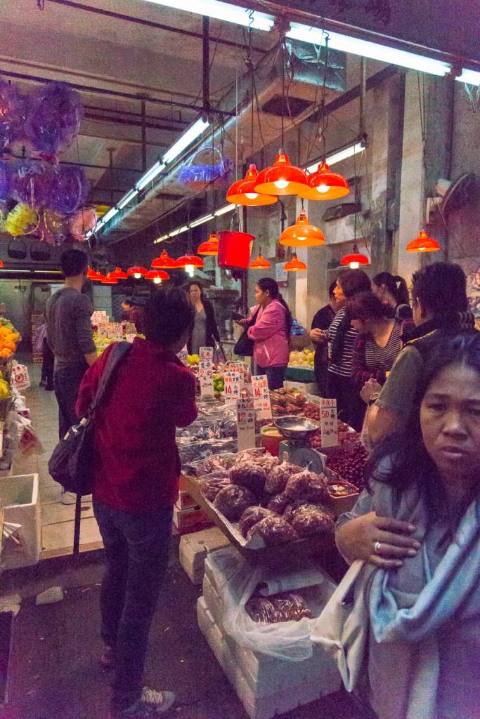 Hong Kong Marktleben (3)