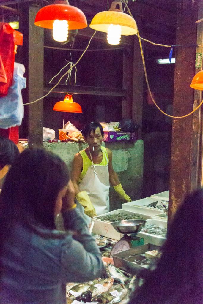 Hong Kong Marktleben (4)