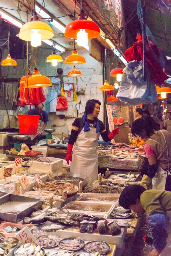 Hong Kong Marktleben (6)