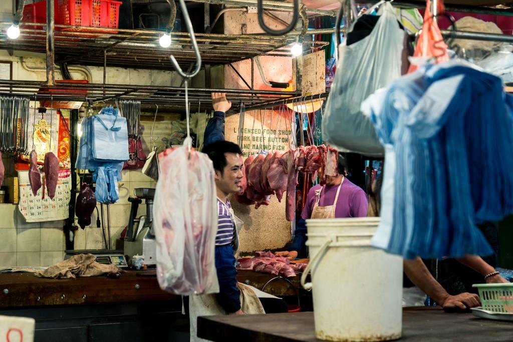 Hong Kong Marktleben (7)