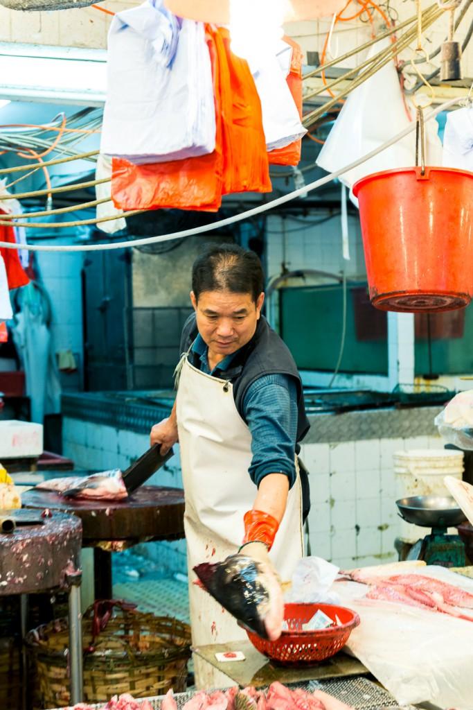 Hong Kong Marktleben (8)