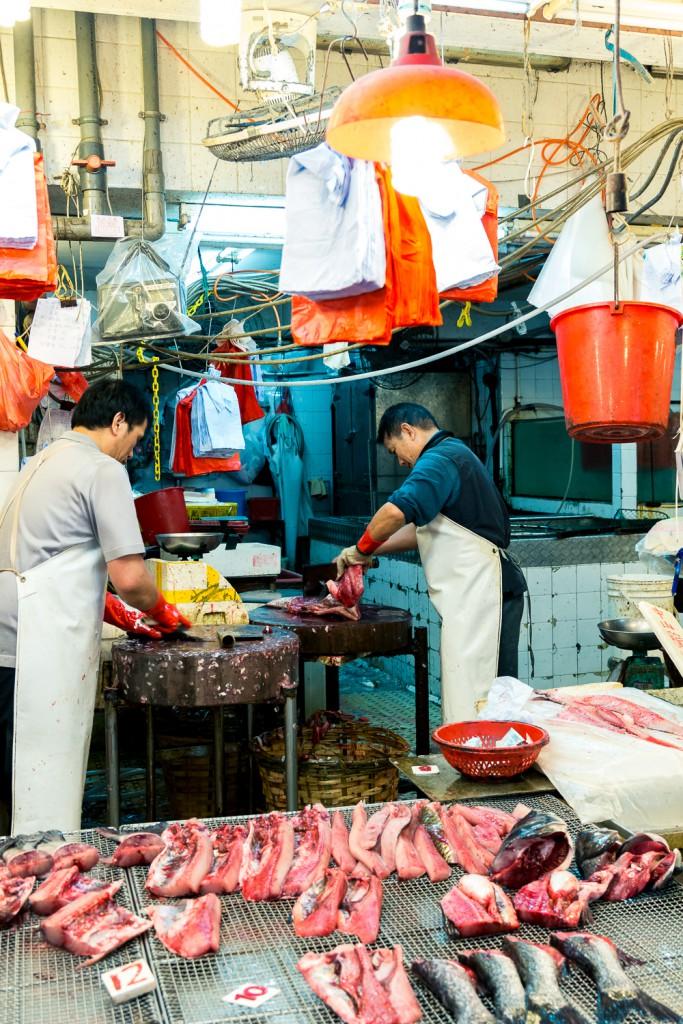 Hong Kong Marktleben (9)